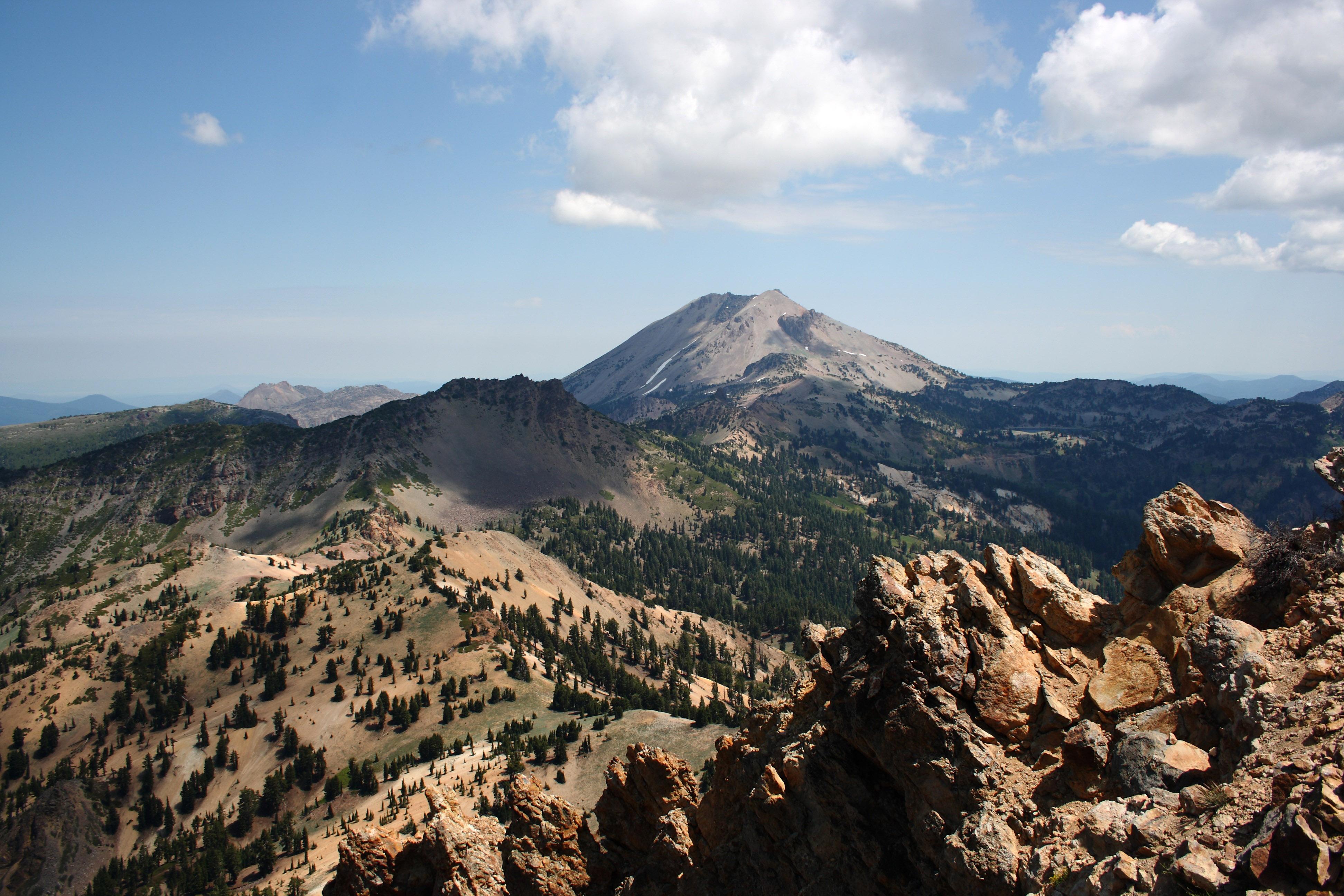 Explore Your Limits Challenge Summit Event: Lassen Volcanic National Park